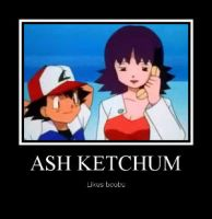 Ash Ketchum Poster by Scoric