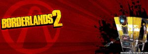 Facebook Covers - Claptrap Red by mentalmars