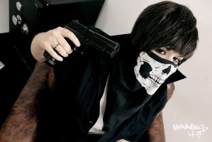 Himchan - ONE SHOT cosplay II by HJcosplay