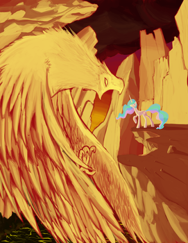 The Firebird and the Princess by AliasForRent