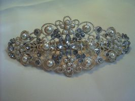 Pearl Crystal Clip 01 by sweetlilfly