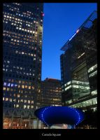 Canada Square by 12d3