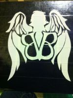 BVB Duct tape by graciegirl150