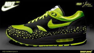 AM1 Neon X Safari Edition by Soulfame