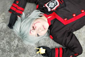 D.Gray-man: Allen Walker by z3LLLL