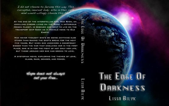 Edge Of Darkness 2nd Cover by ArcherDevil