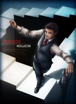 Paradox - Inception by Blind-Leviathan