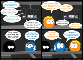 SC224 - Most Dangerous Game 24 by simpleCOMICS