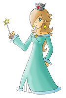 Princess Rosalina by ZeFrenchM