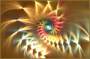 light spiral by GLO-HE