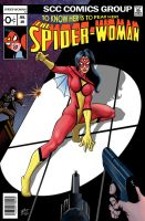Spider-Woman by Taylor-made