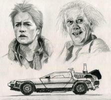 Back to the Future by ninjason57
