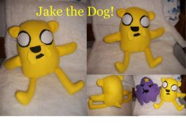 Jake the Dog! by GreenSleazy