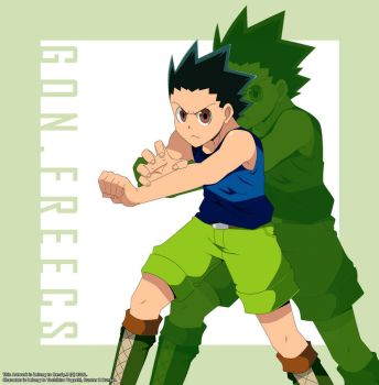 Gon by Hyuuna