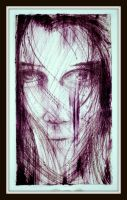 untitled etching 4 of 4 by AustinE15