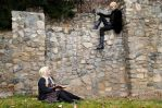 Harry Potter: Draco and Luna: Simple Times by chuu-chan-aru