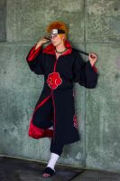 Miss Sinister Cosplay - Pein Naruto by KimNguyxn