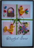 Quilling - card 51 by Eti-chan