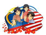 MALAYSIA DAY by Meng-Chii