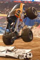 Monster Truck by BluLou