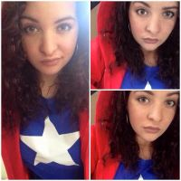Young Avengers - Miss America Chavez - WIP by AnaGraceCosplay