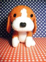 Beagle puppy by Pachyblur