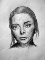 Preliminary Pencil Study - Drowning Lessons by IntoxiKat