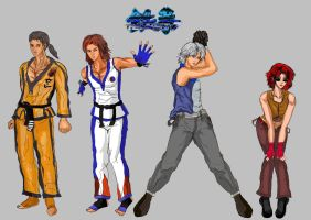 Characters for Tekken 7 - Part 5 of 15 by LA-Laker