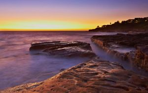 Lurline Bay - Sunrise by MarkLucey