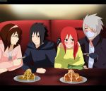 PC: Double date :3 by EpicKakashi