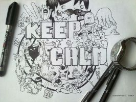 Keep Calm by eunhaerepublic