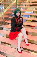 Lenalee Lee - D.Gray-man by Chi-Sweet-Home