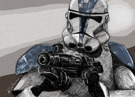 Clone trooper by circle00