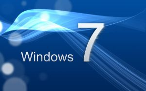 Windows 7 Blue by 96lude