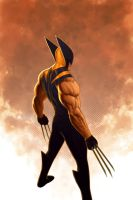 WOLVERINE WEDNESDAY - 35 by reau