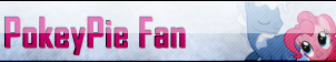 Fan Button: PokeyPie Fan by SilverRomance