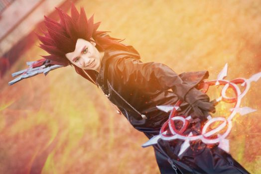 Axel 1 Katsucon 2017 by sarita1893