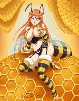 Queen Bee by Dapper-Cat