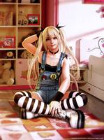 Marie Rose by ceriselightning