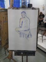 Life Drawing 1 by SeanScottUK