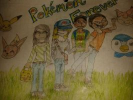 Pokemon Forever Group! Now with Adrean! by pokemonpuppy1