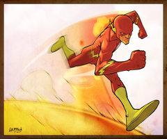 FLASH by DerekLaufman