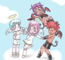 056. Angels and Demons by KZ-3