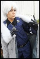 Prussia PIMP Cosplay by D3ra