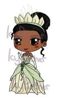 Tiana by IcyPanther1