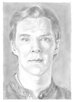 Benedict photoshoot by Annocent
