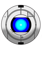 Wheatley Core Pin by BrittanysDesigns
