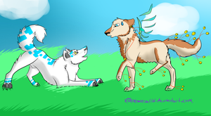 CrazyWolfs Contest Entry by lolpeaceoutlol