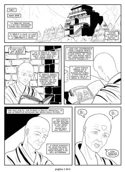 Get A Life 23 - pagina 1 by martin-mystere