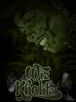 Wiz Khalifa Vector by Tecnificent